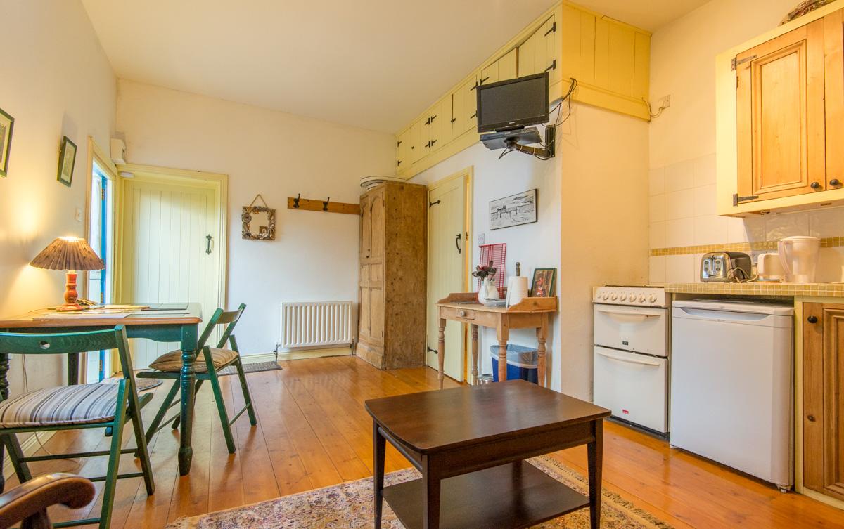 Atlantic Villas - living space