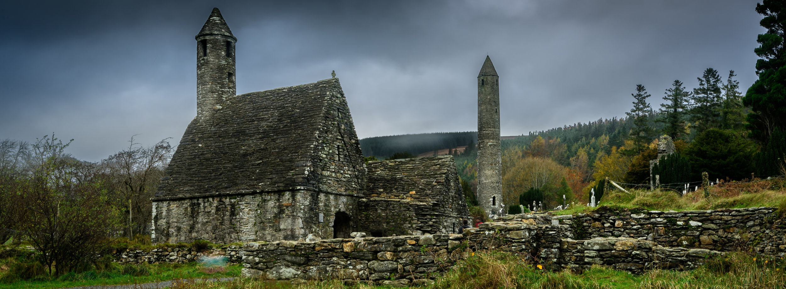Glendalough Winter