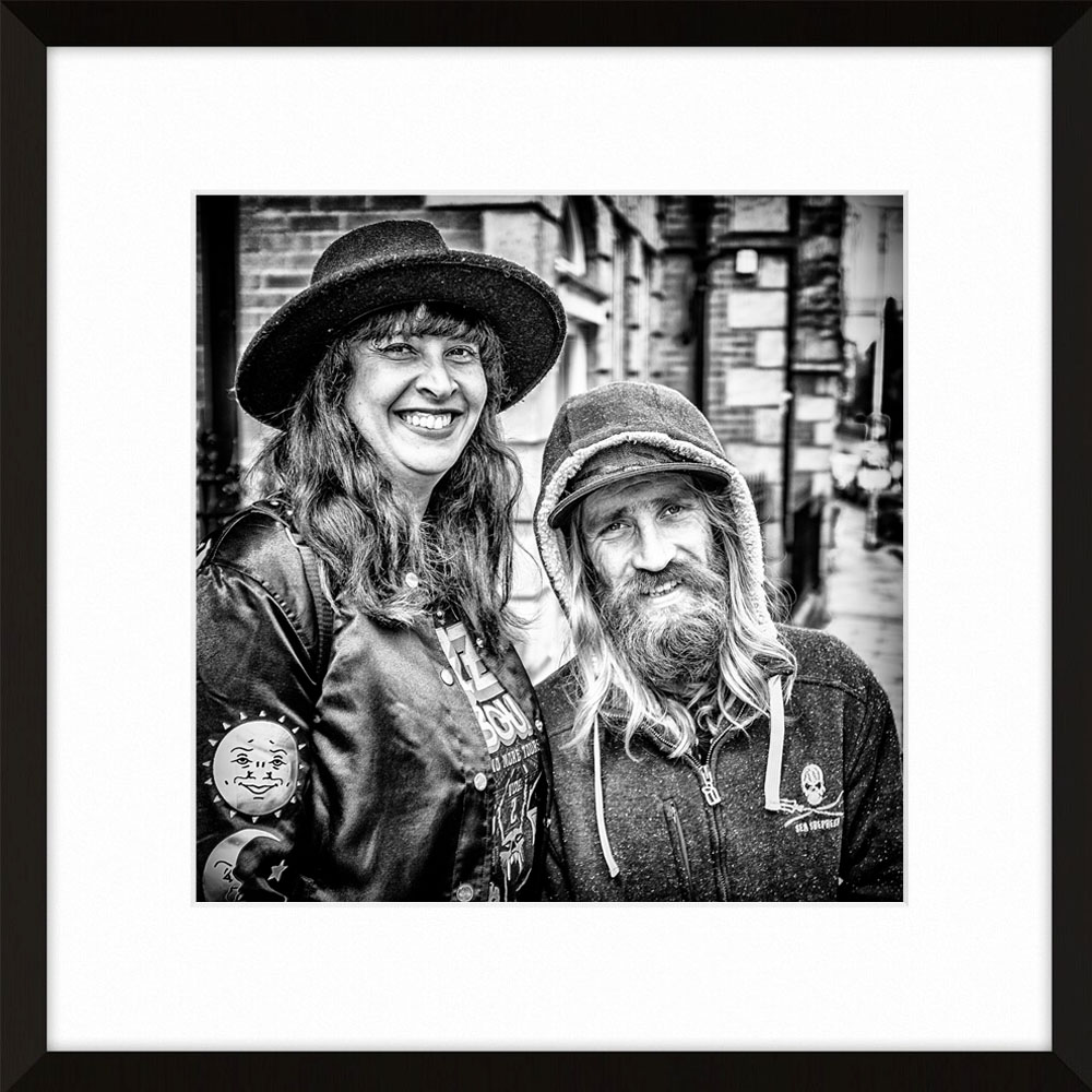 - Capturing people and scenes around this ancient yet vibrant city is a constant source of inspiration.Cool Couple is just one example of the collection, this one taken on Winetavern Hill just after passing under the arch next to Christchurch on the way down to the Quays.