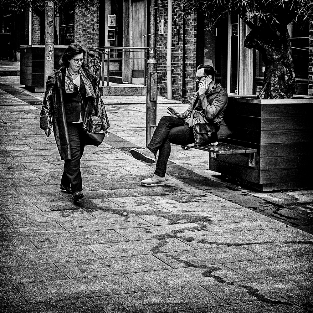 Private conversations