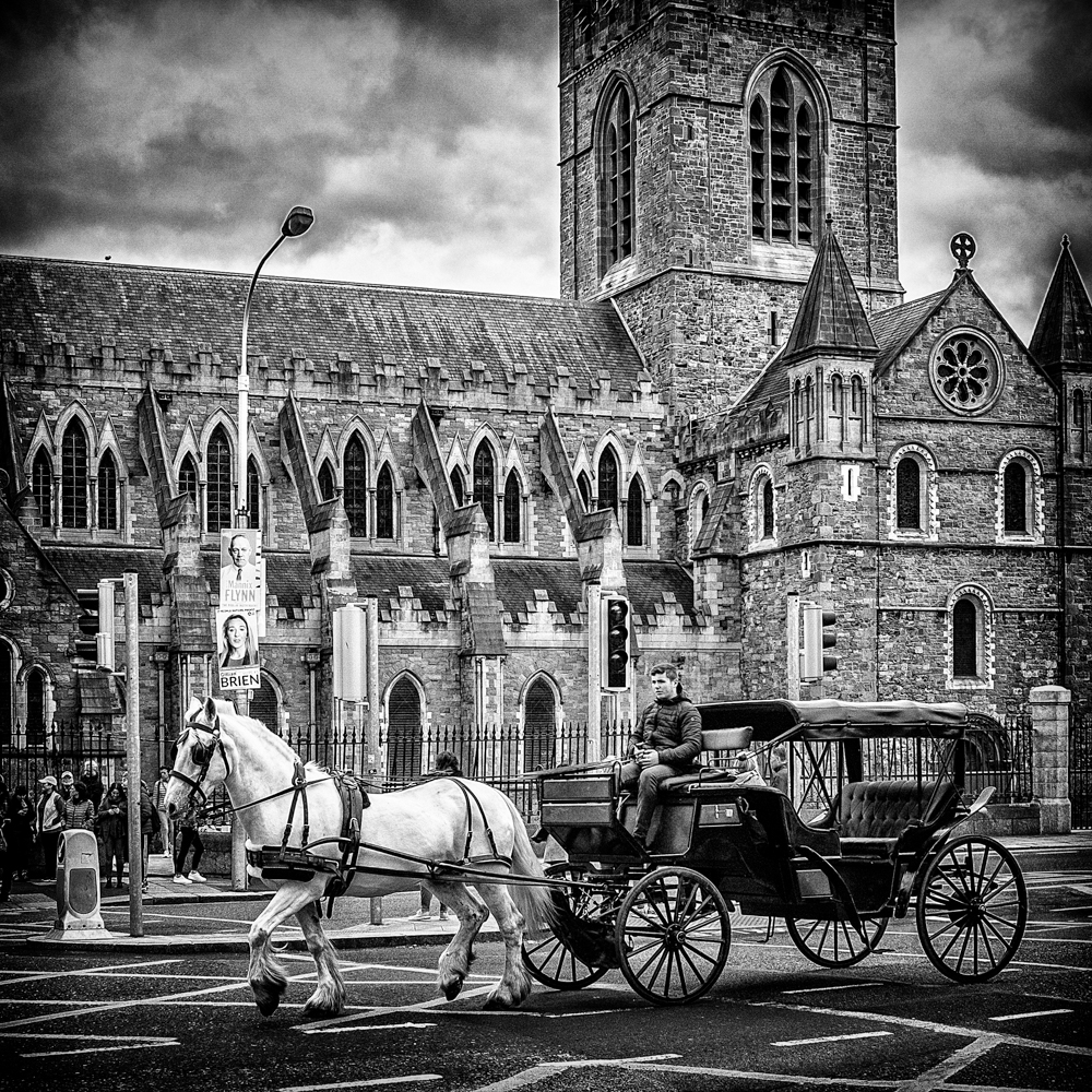 Carriage by Christchurch