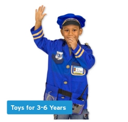 Toys for 3-6 Years