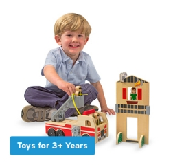 Toys for 3+ Years