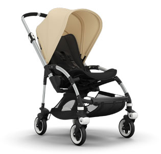 Bugaboo Bee Off White