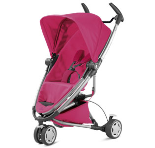 Quinny Buzz Extra Pink Passion