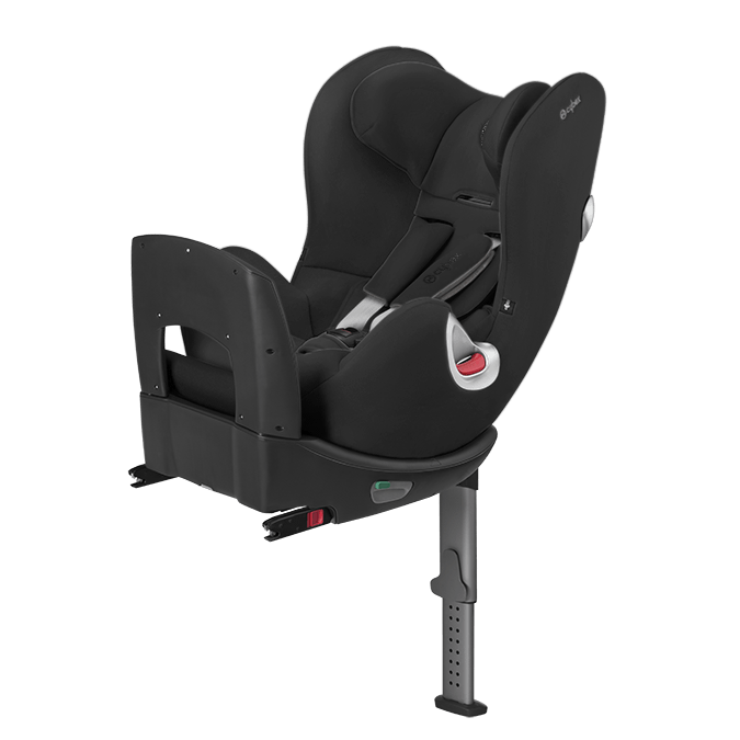 Cybex Sirona Happy Black