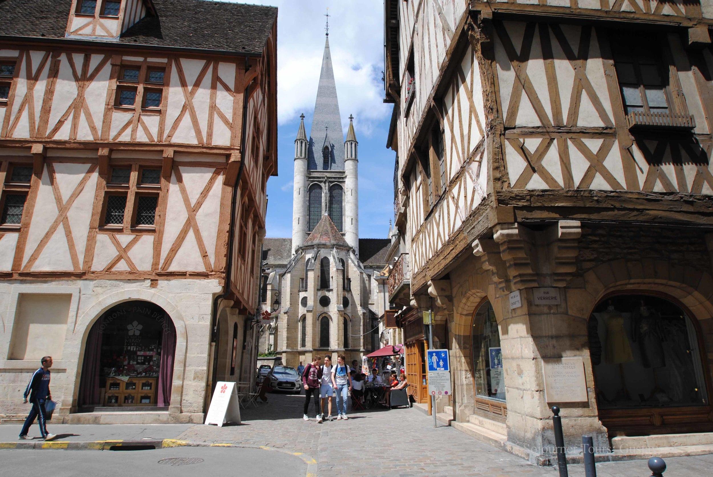 Dijon, France (Sojourner Tours)