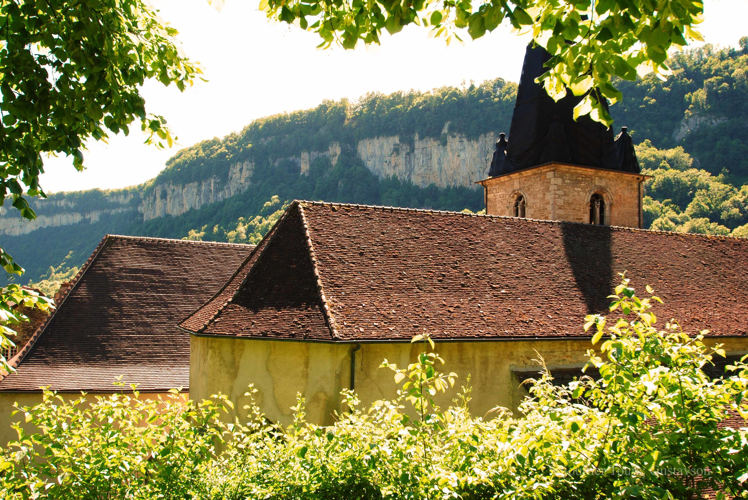 Benedictine Abbey, Baume-les-Messieurs