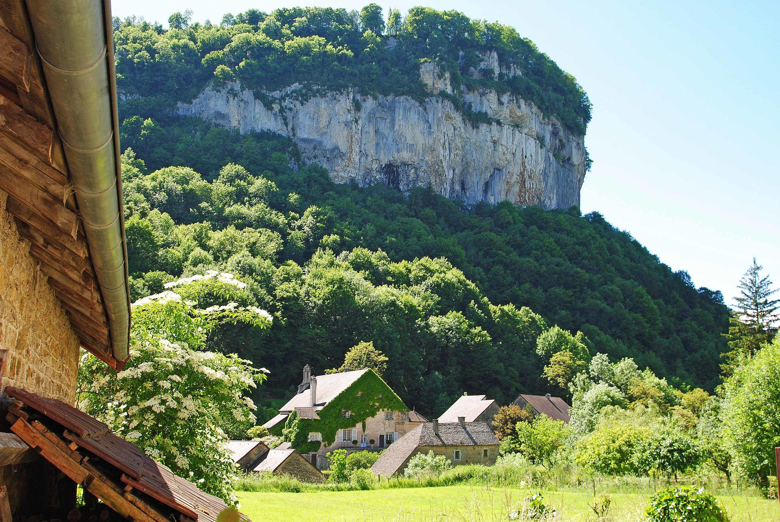 Baume-les-Messieurs, Most Beautiful Village, France