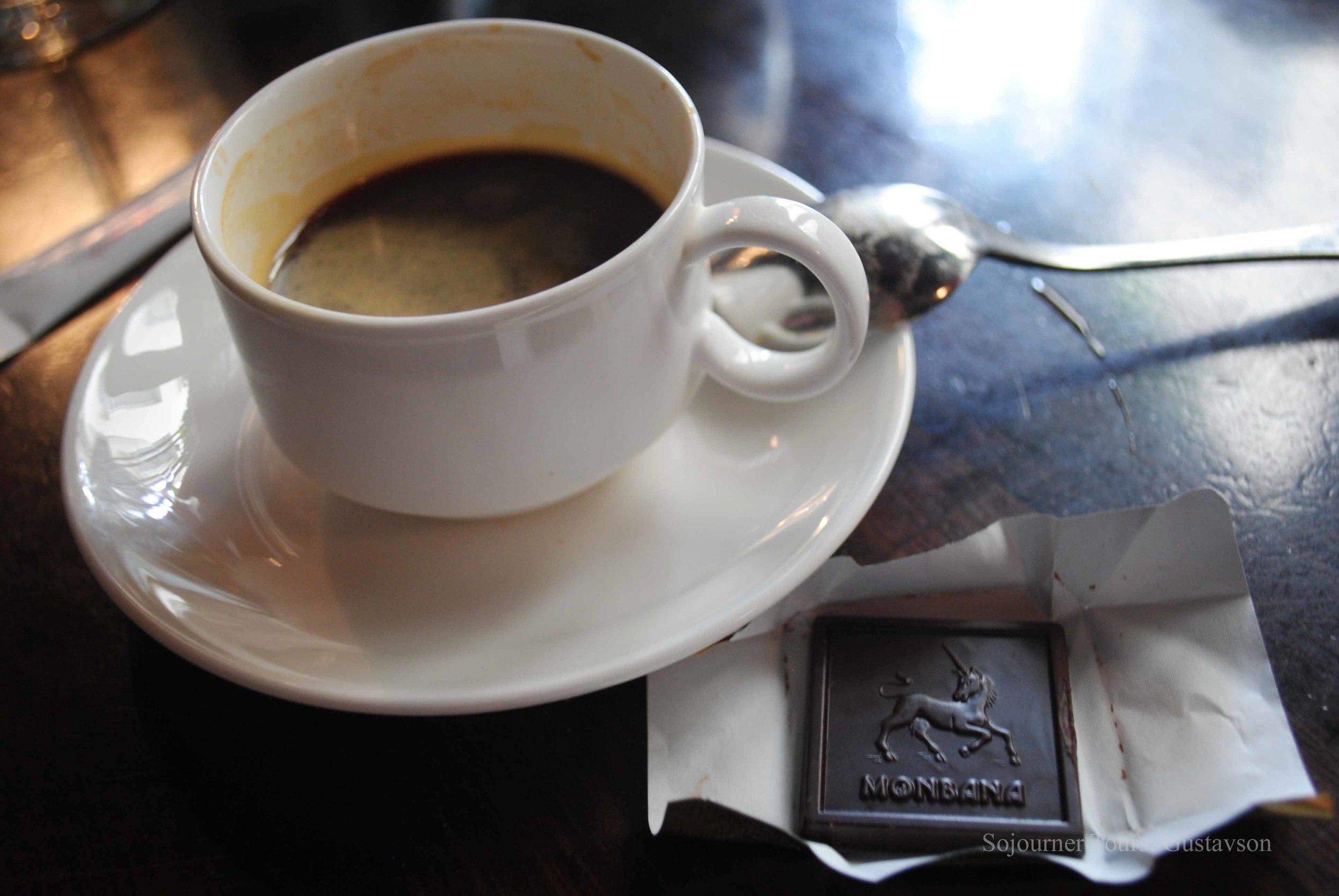 Espresso, France