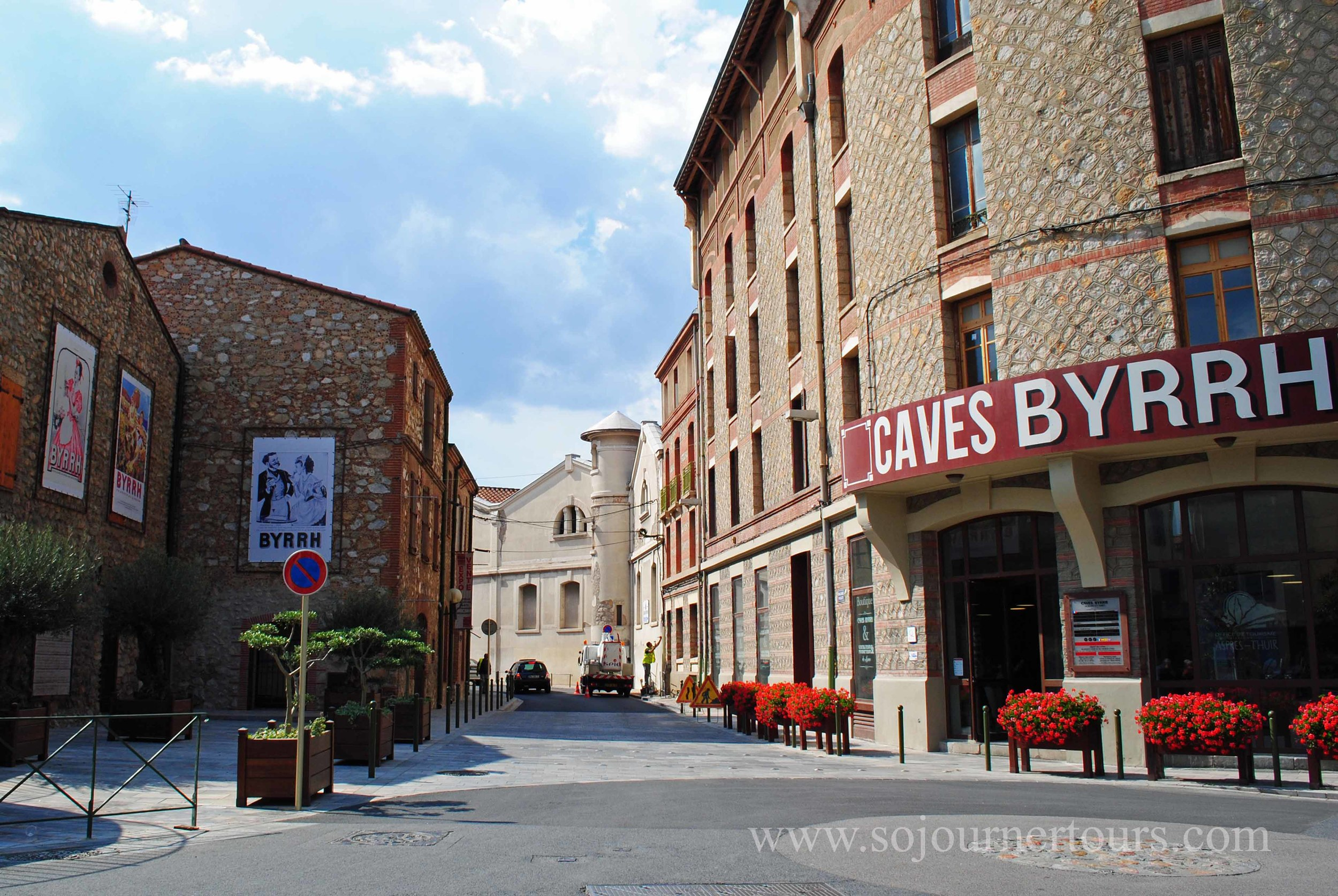 Byrrh: Languedoc-Roussillon, France (Sojourner Tours)