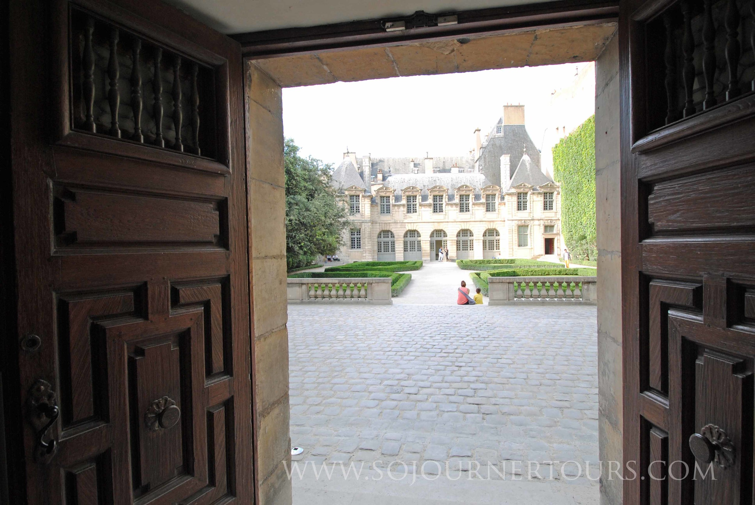 The Marais: Paris, France (Sojourner Tours)