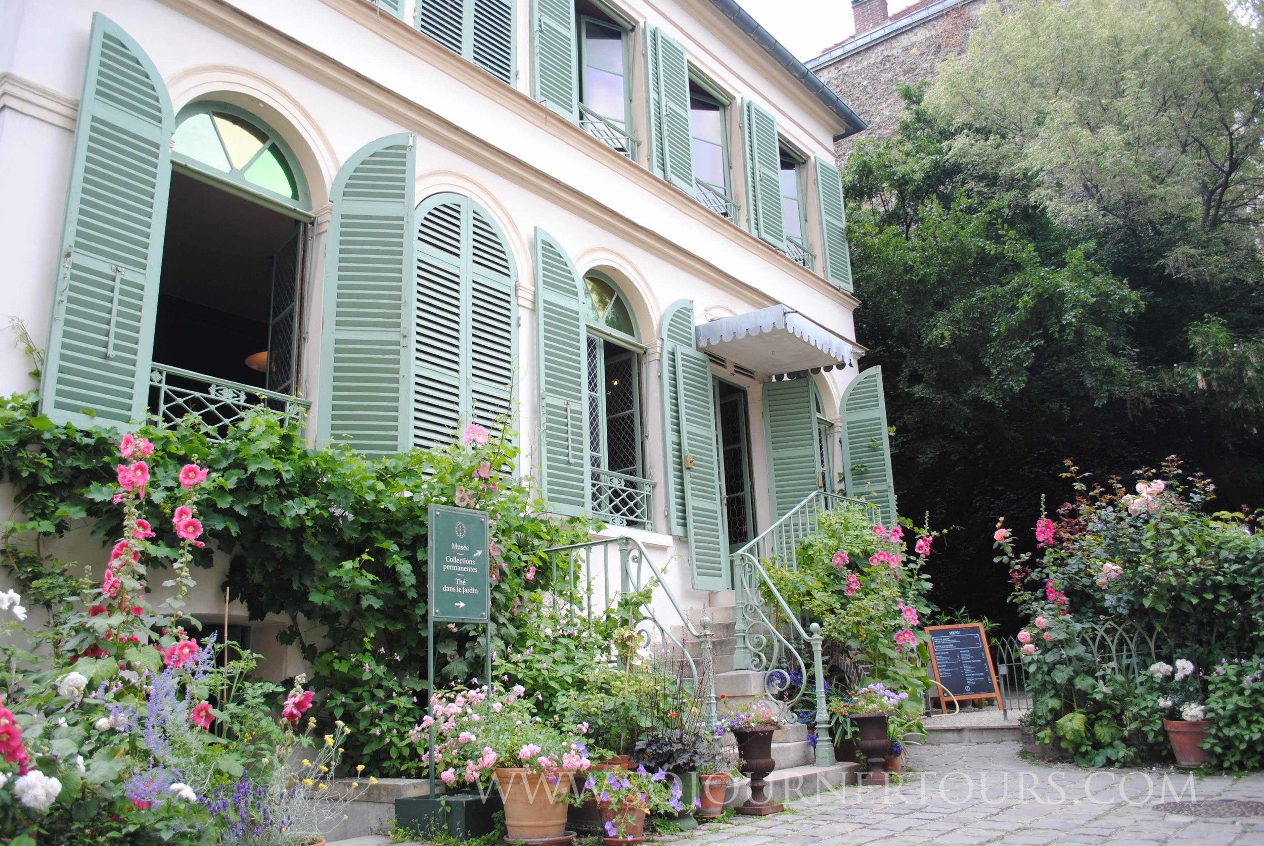 Museum of Romantic Life: Paris, France (Sojourner Tours)