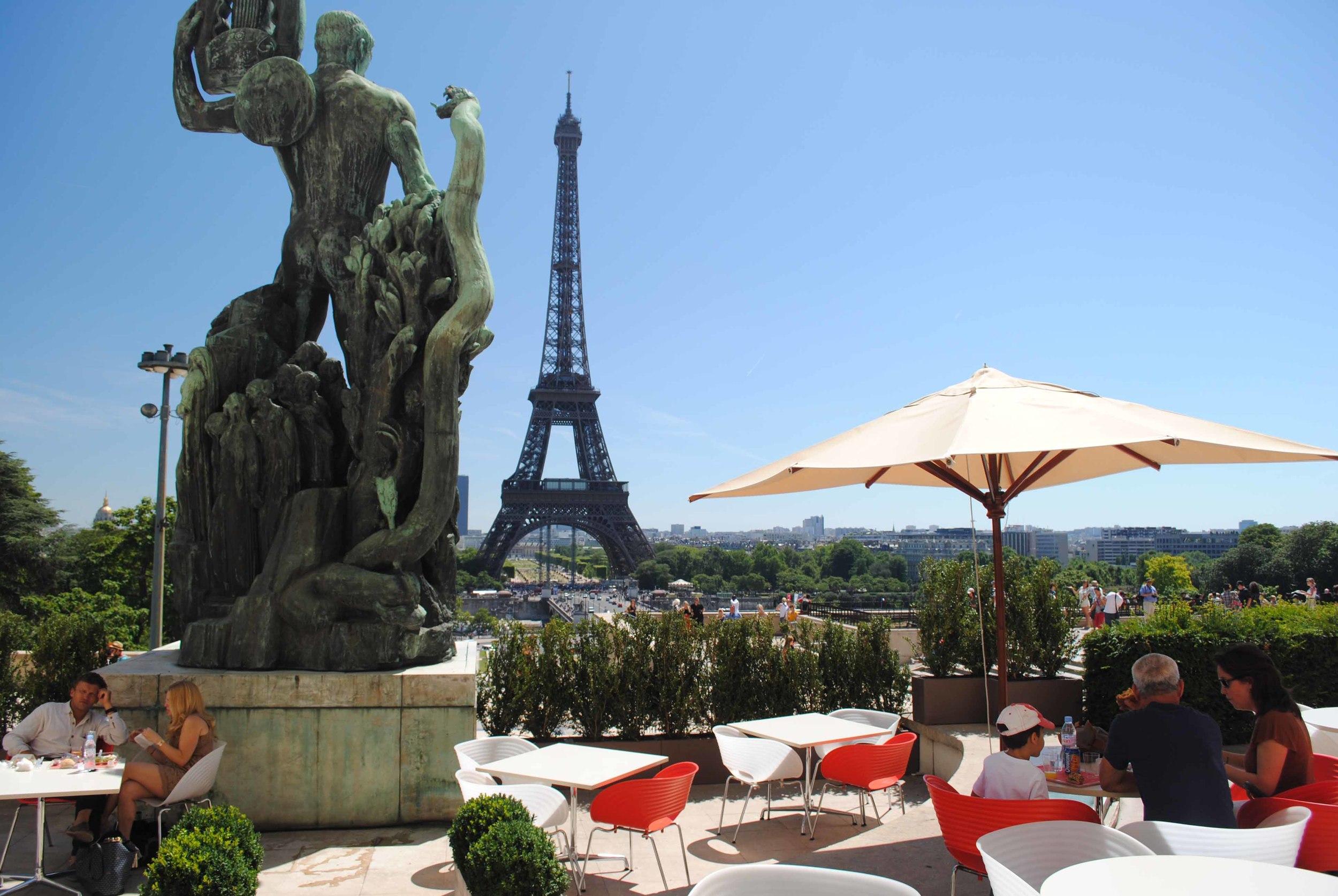Eiffel Tower: Paris, France (Sojourner Tours)