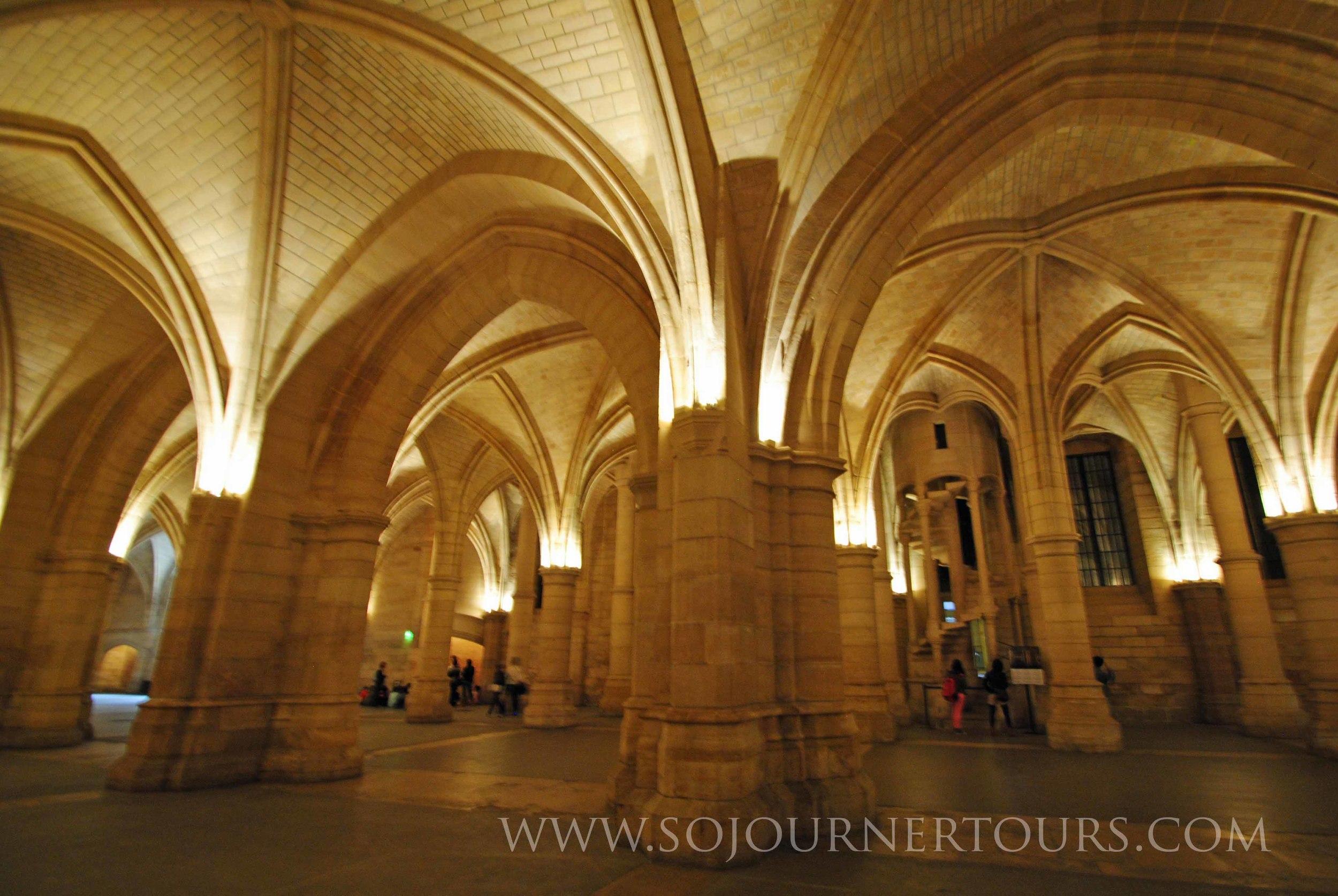 Conciergerie: Paris, France (Sojourner Tours)
