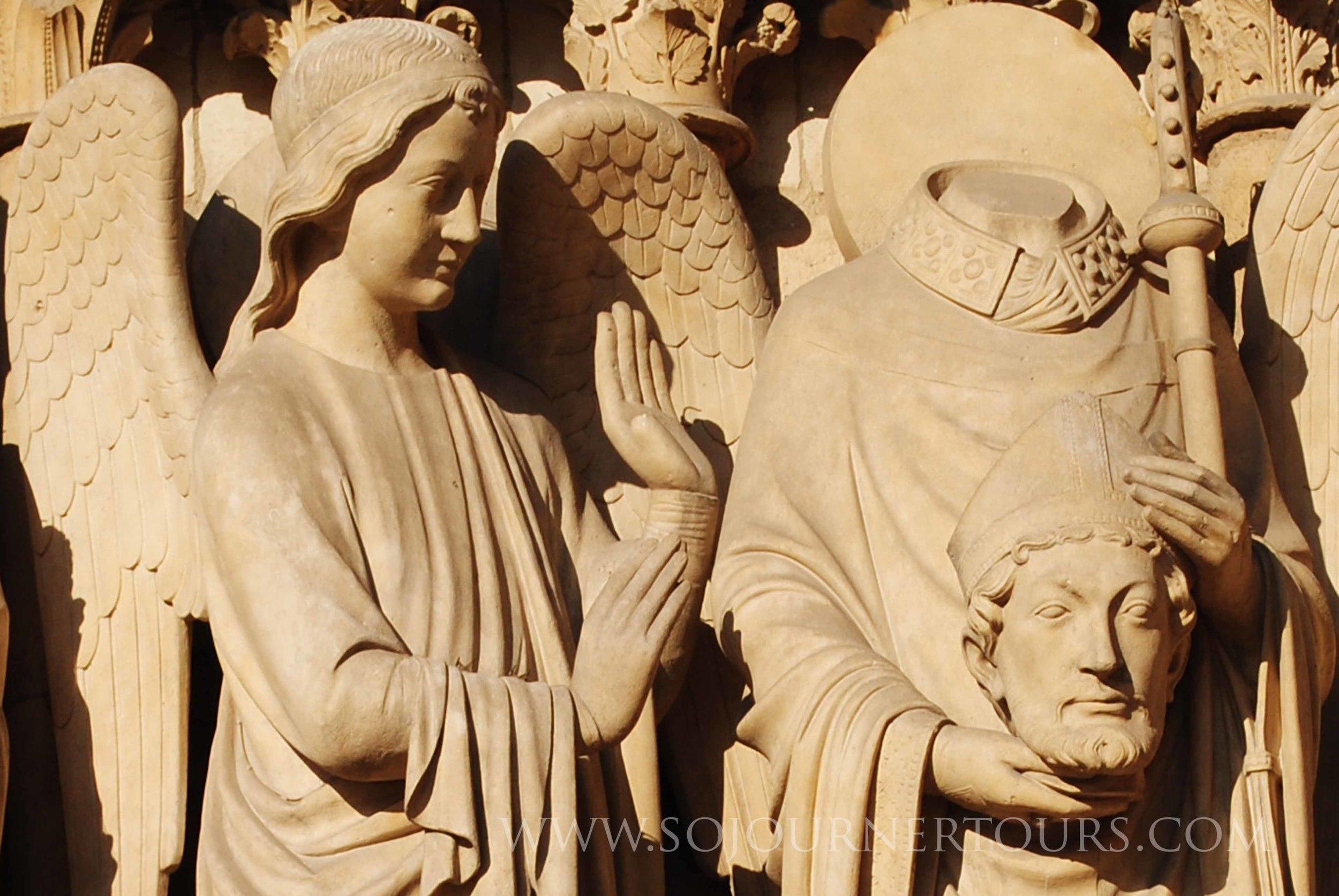 Notre Dame: Paris, France (Sojourner Tours)