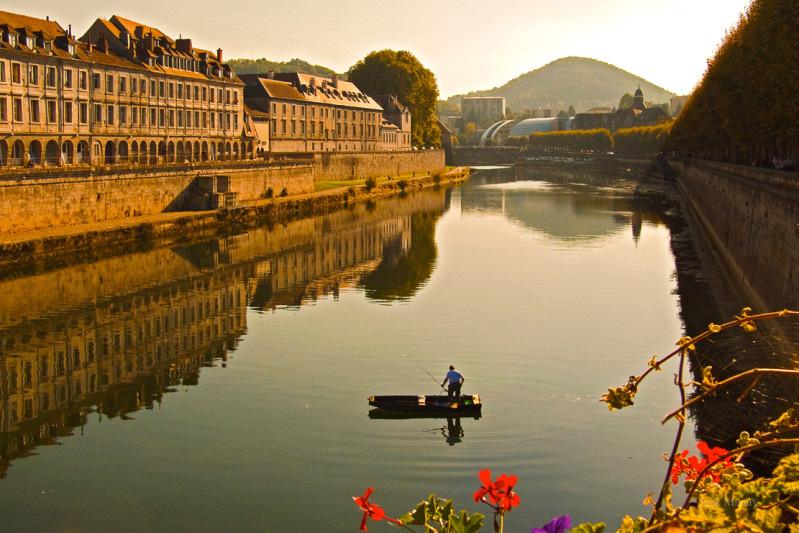 Besançon: Franche-Comté, France