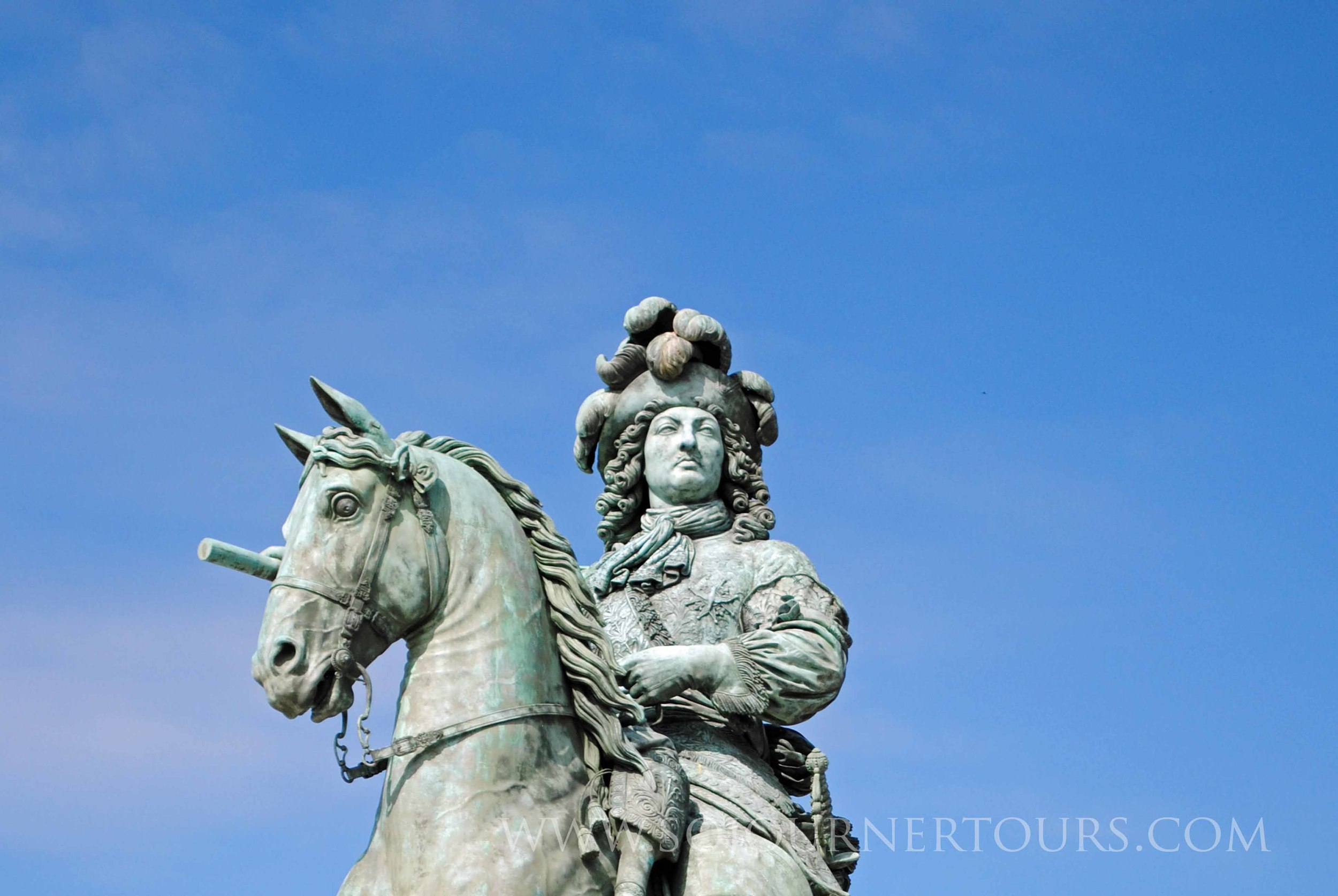 Versaille, France (Sojourner Tours)