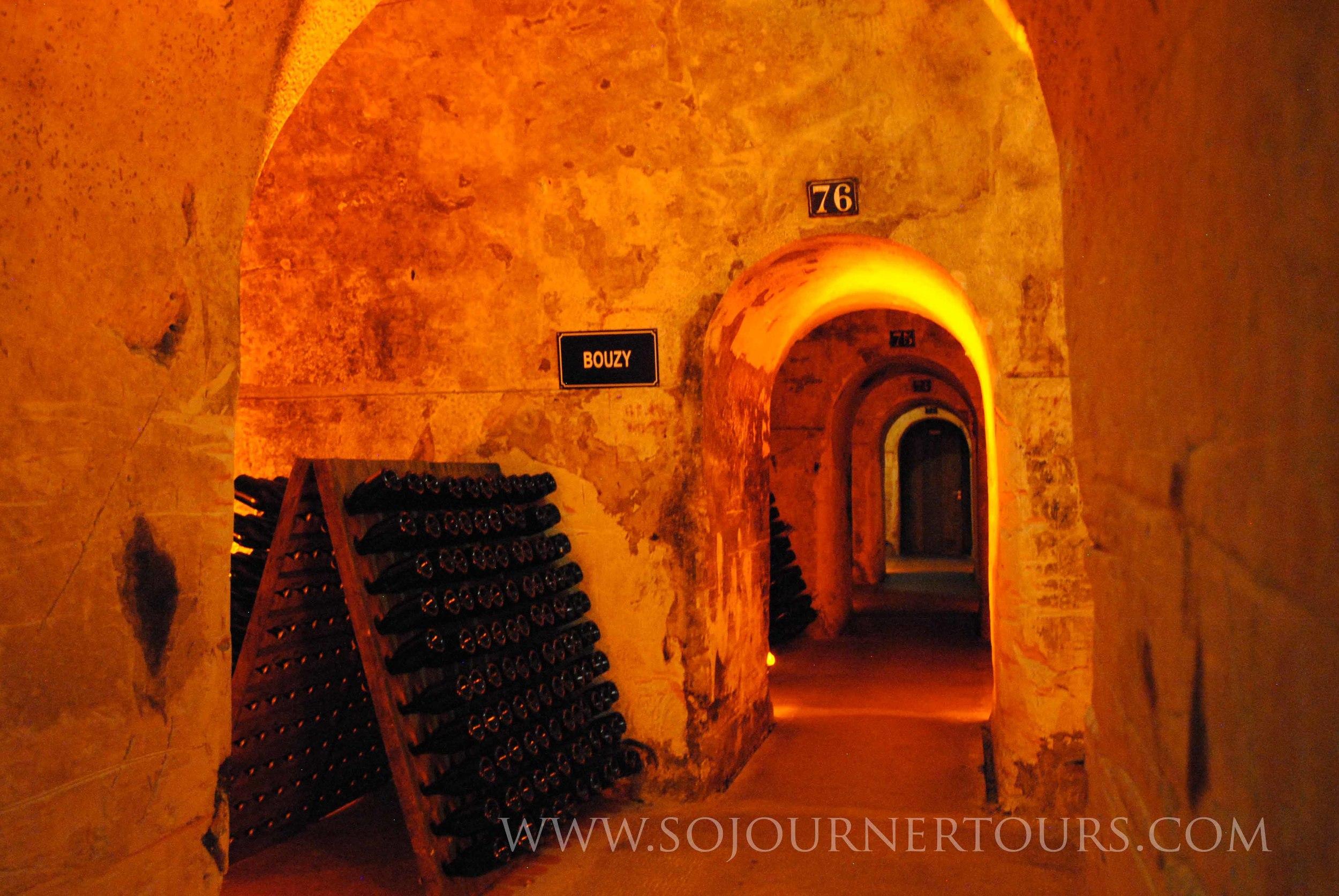 Veuve Clicquot: Reims, France (Sojourner Tours)