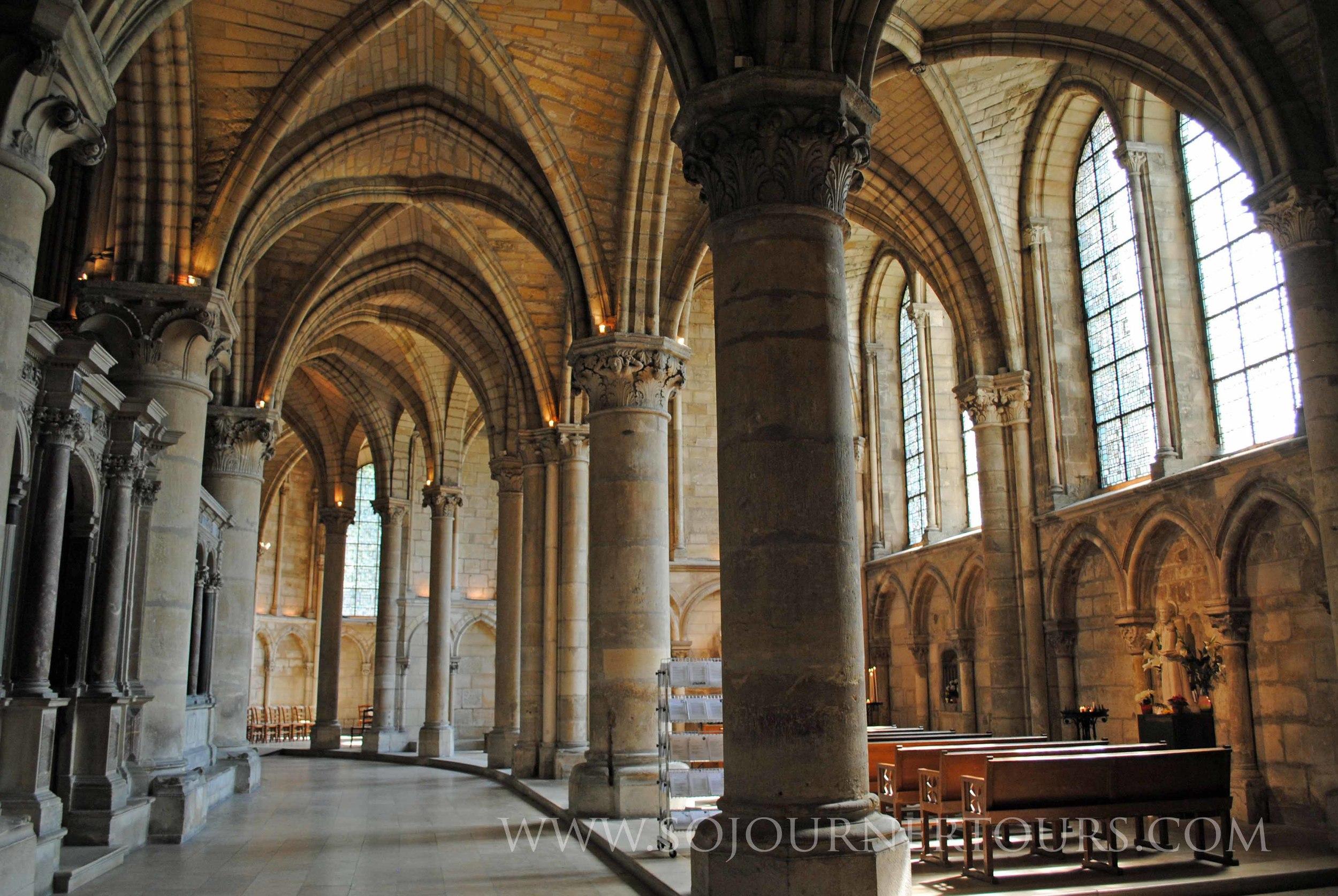 Basilique Saint-Remi: Reims, France (Sojourner Tours)