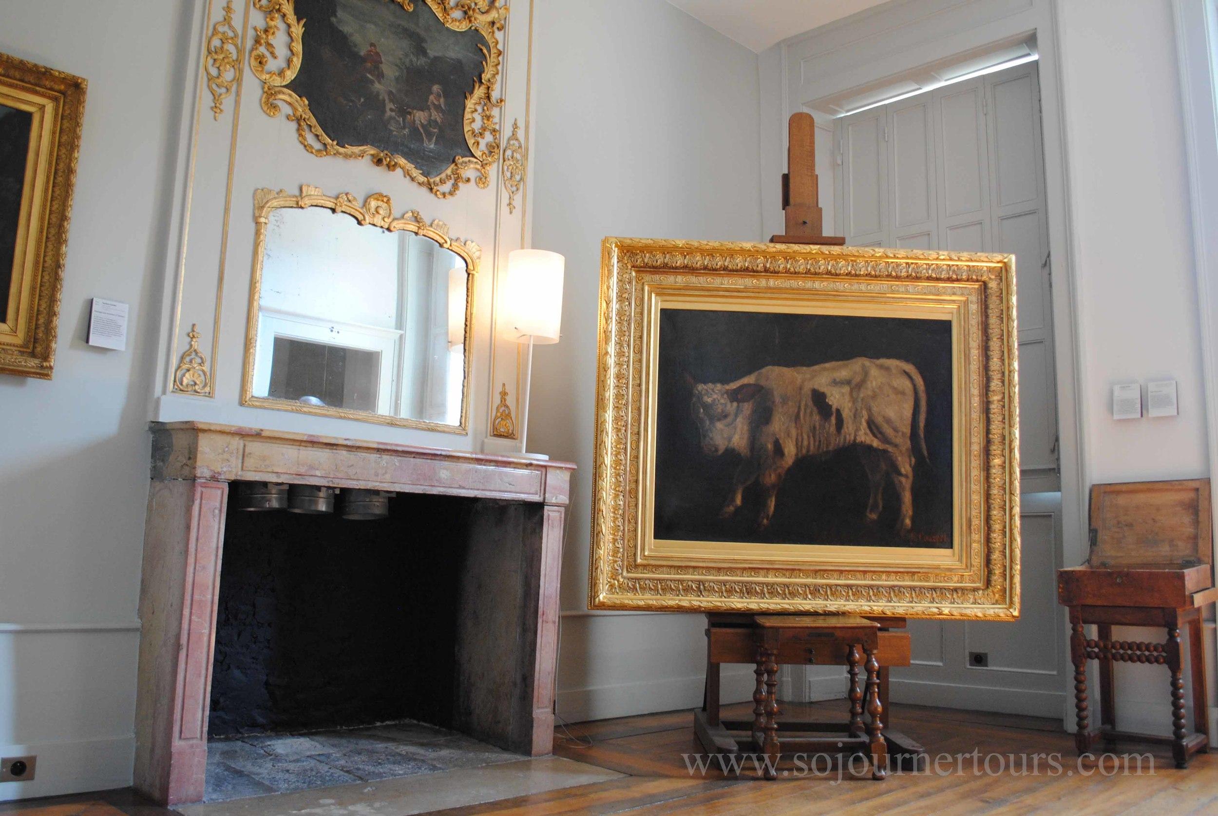 The House-Museum of Painter Gustav Courbet