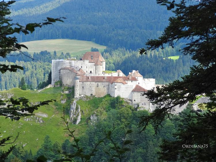 Tour a Medieval Castle.