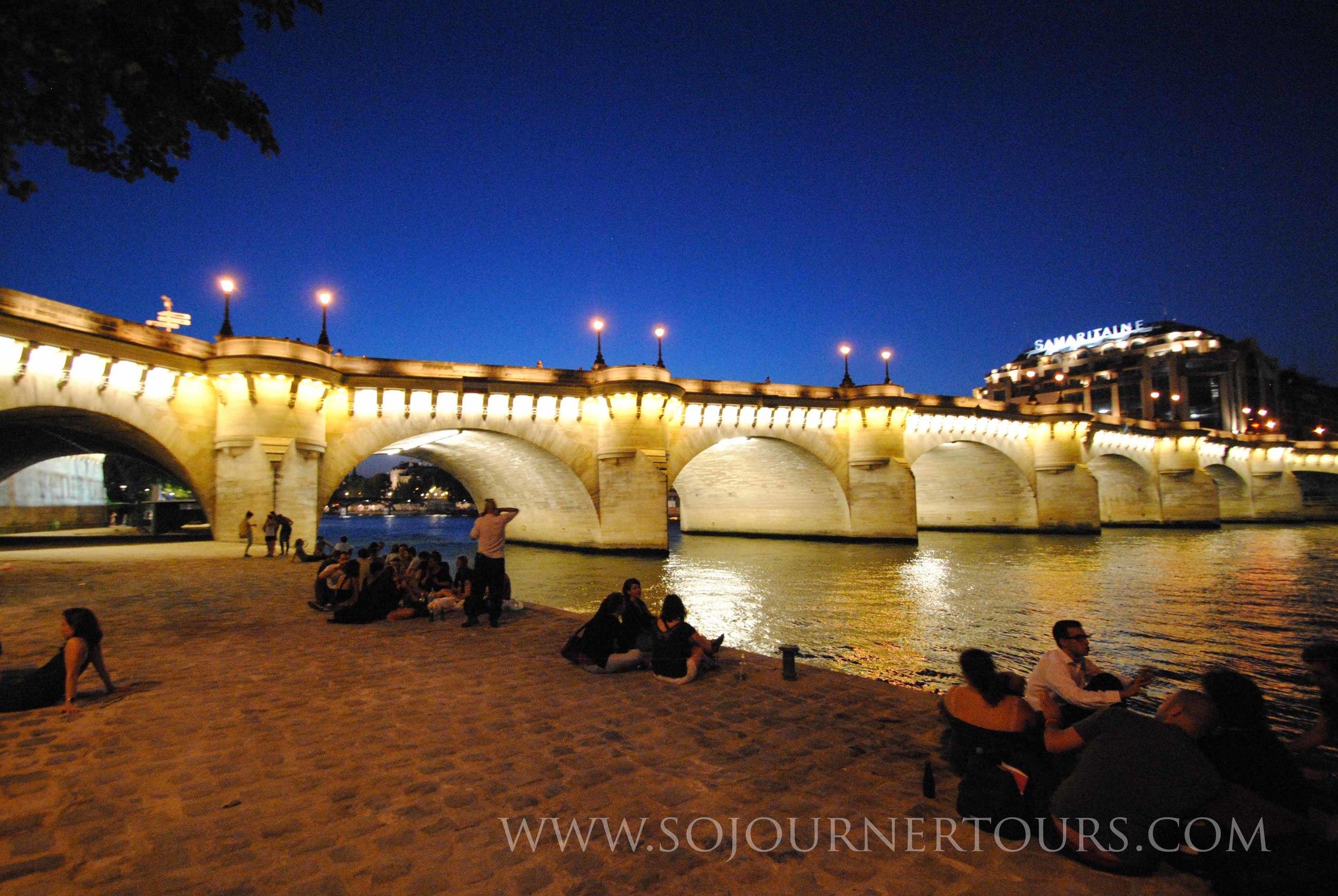 Family Paris Tour
