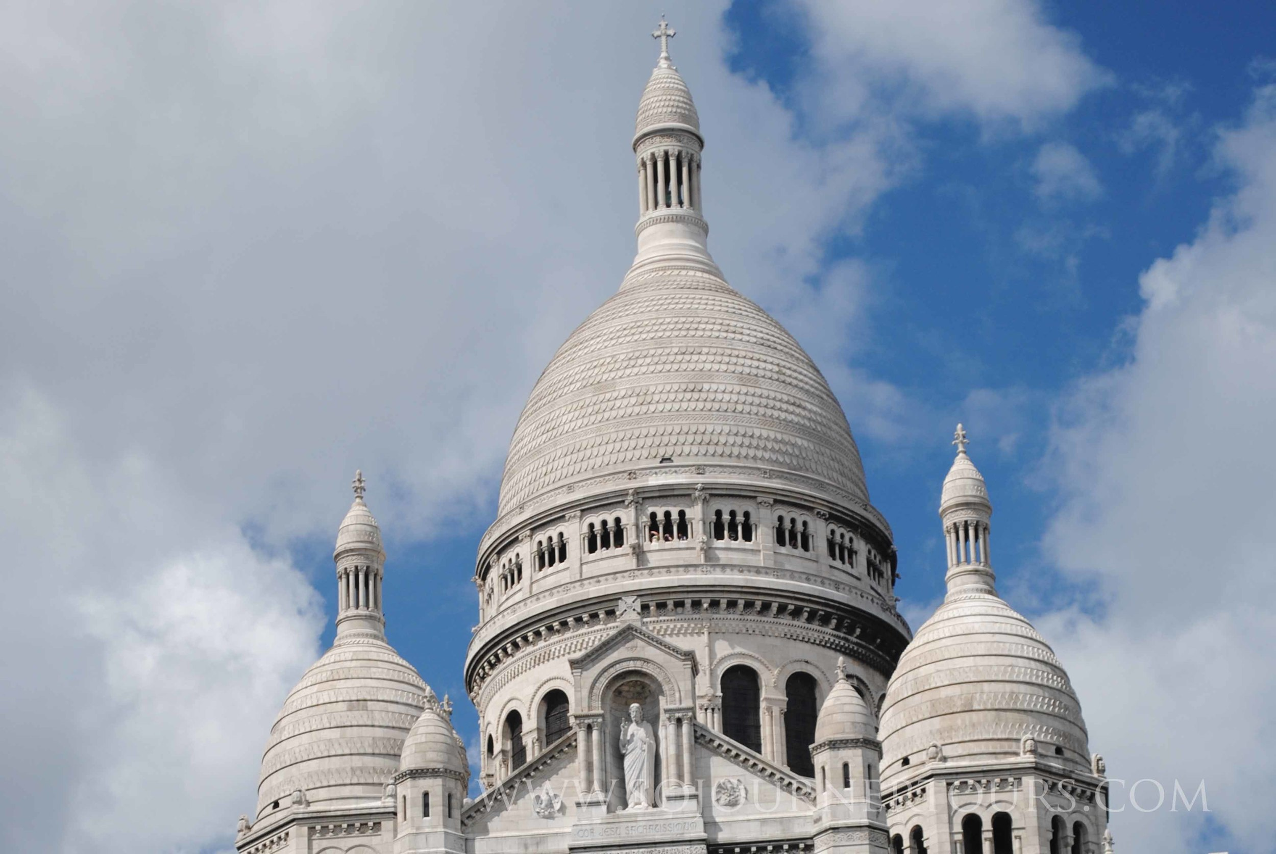 Paris Family Tour Sacre Coeur