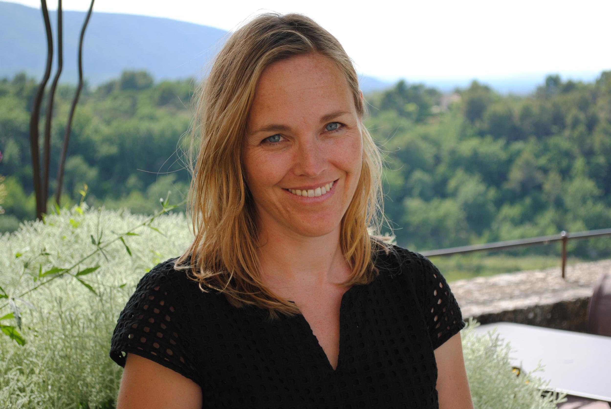 Lisa Gustavson (Sojourner Tours Founder)