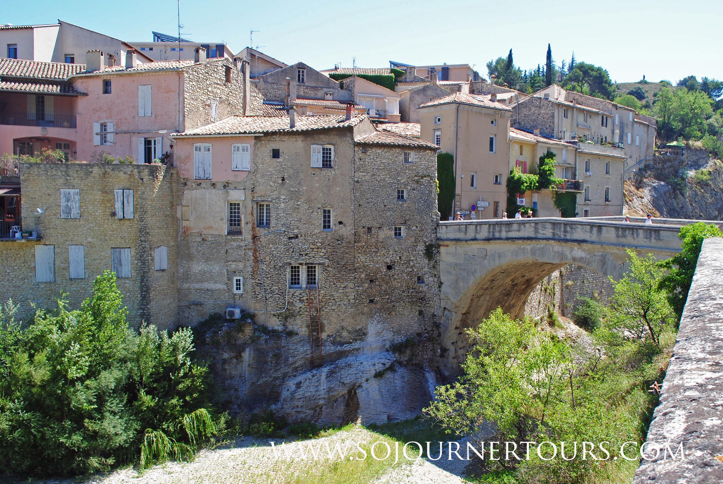 Vaison la Romaine: Sojourner Tours