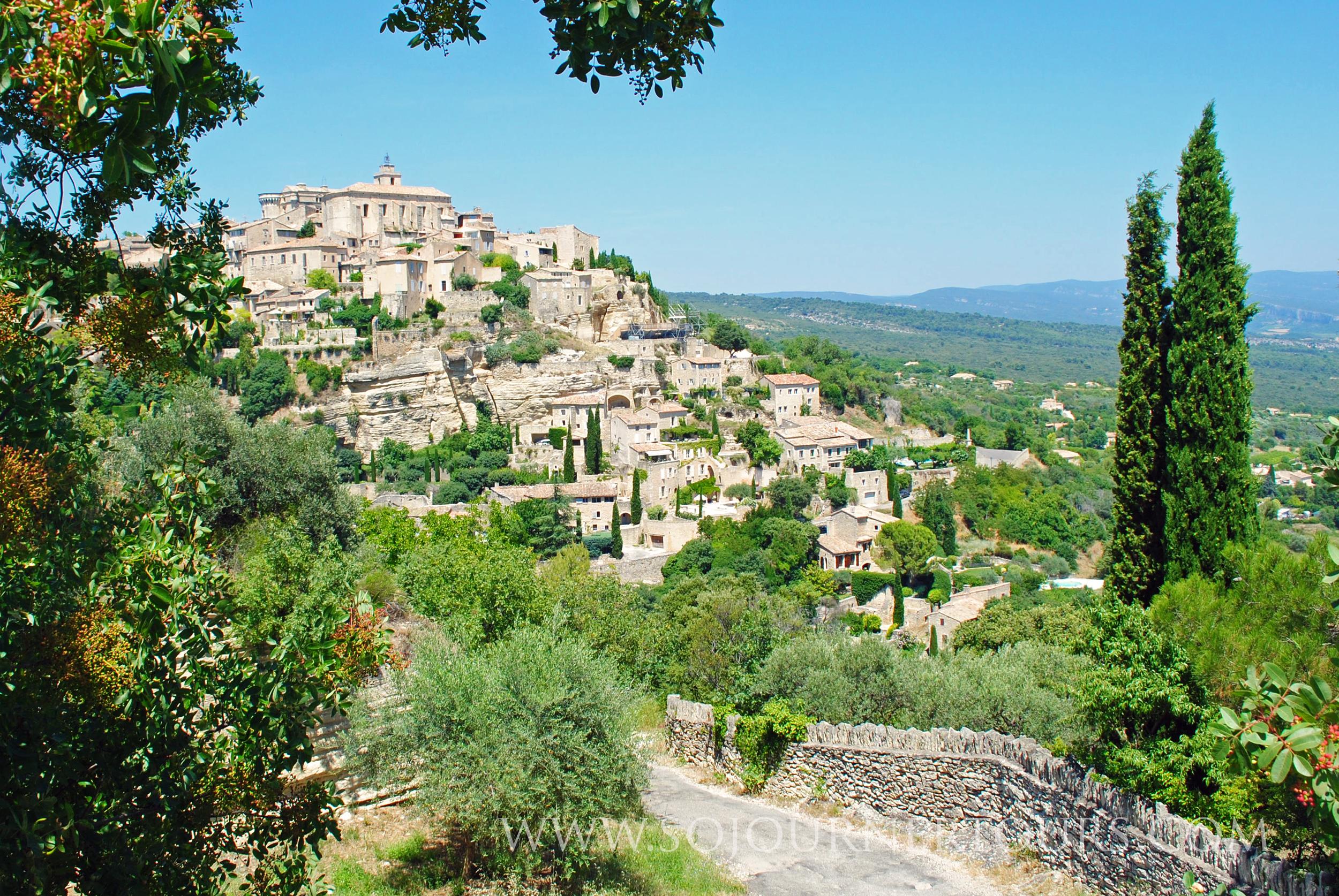 Gorde, France: Sojourner Tours