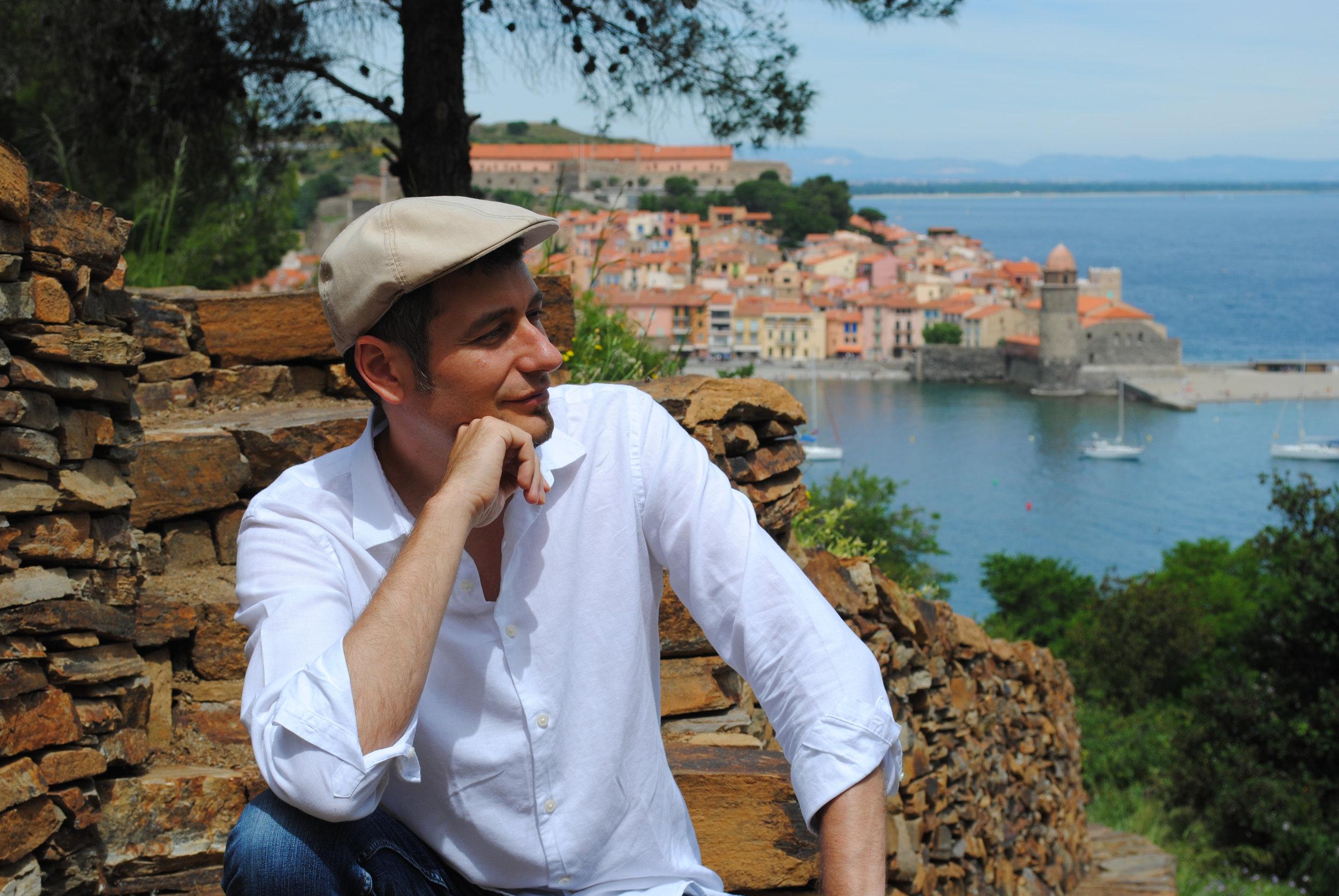 Francis Mathieu France Tour Guide