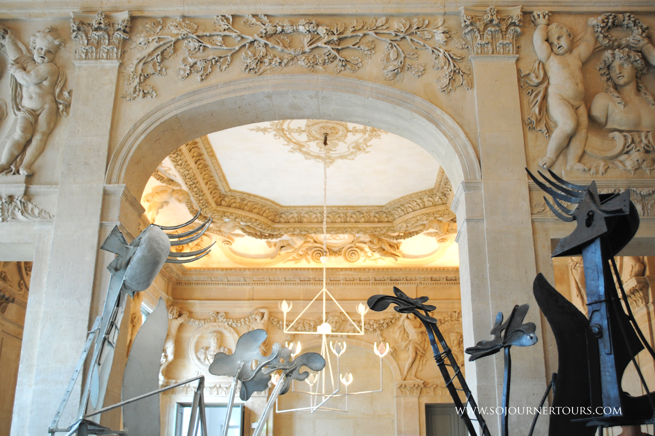 Sojourner Tours Visit to Picasso Museum