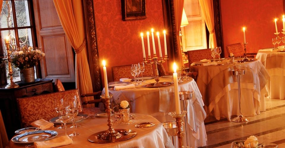 Michelin-star Chateau de La Treyne restaurant