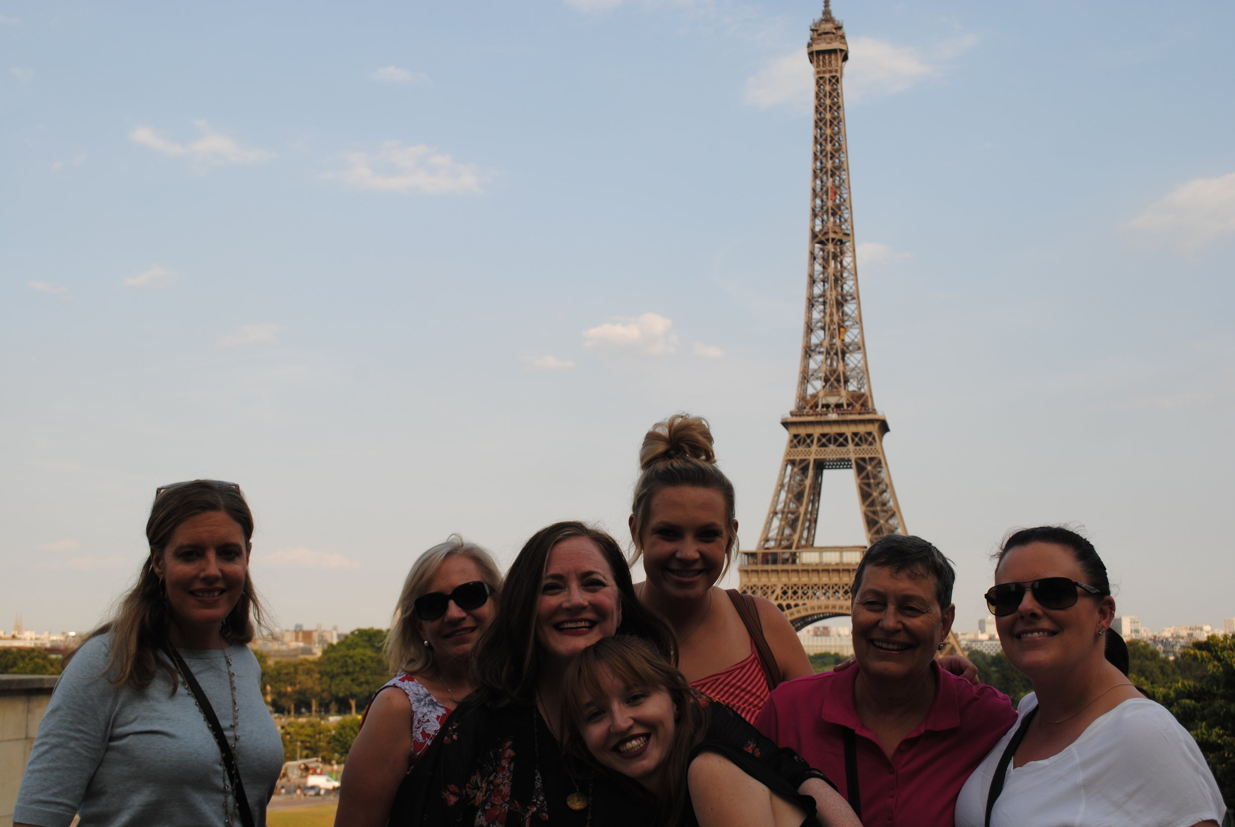 Mothers & Daughters PARIS - (CLICK TO LEARN MORE)