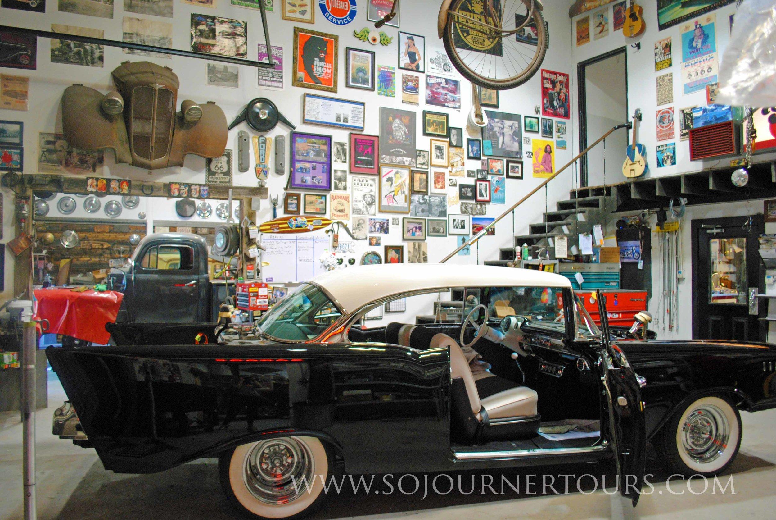 American Hotrod Garage, Texas