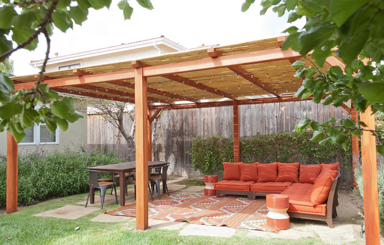 Backyard Refresh - from nothing, to something
