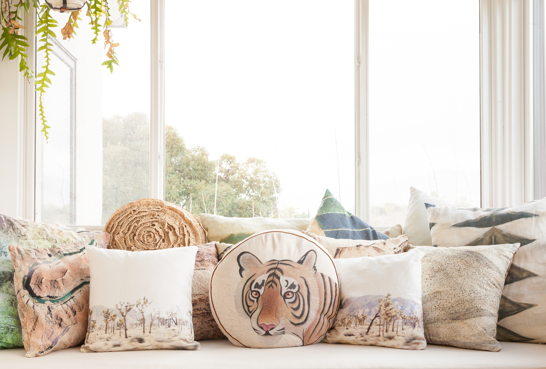 pillows + - available exclusively at burkedecor.com