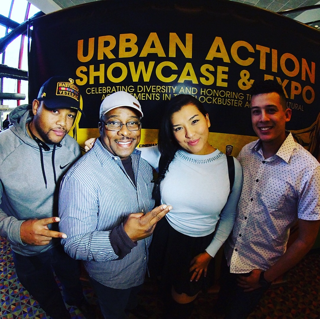 Urban Action Showcase Film Festival + Expo - Celebrating diversity in the action genre and more..