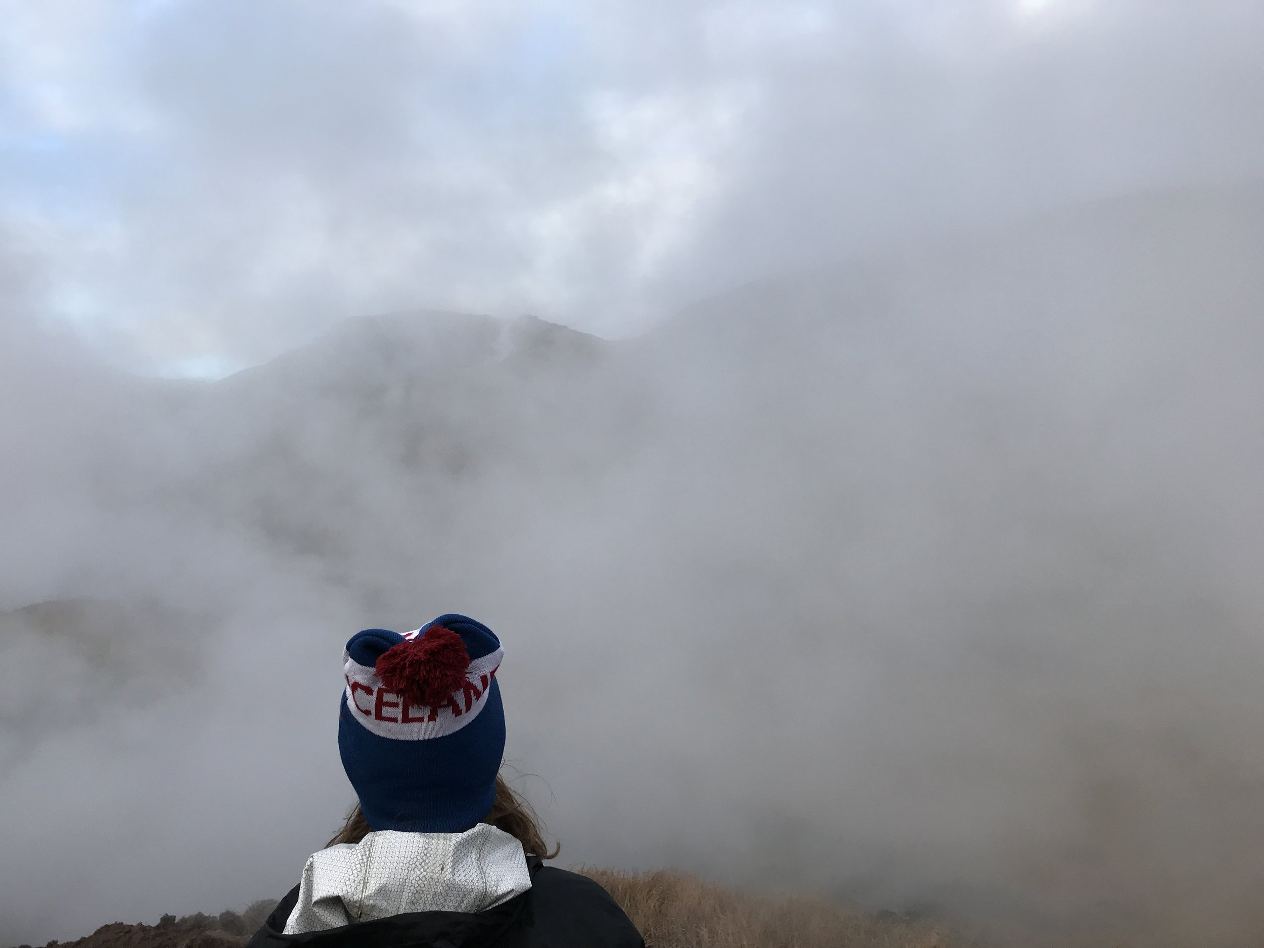 """""""Steam Valley""""Reykjadalur, Iceland. my new favorite place on earth."""