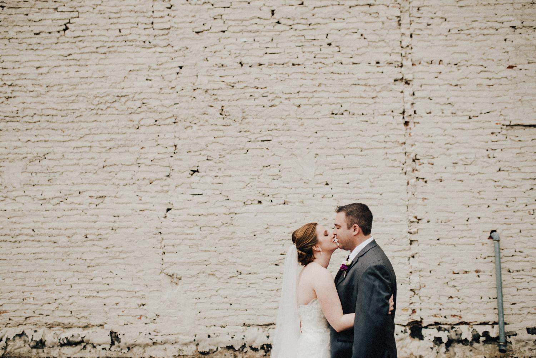 Springfield OH Wedding Portrait