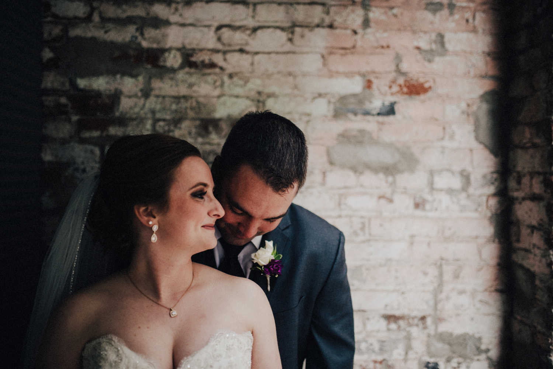 Rustic Springfield OH Wedding