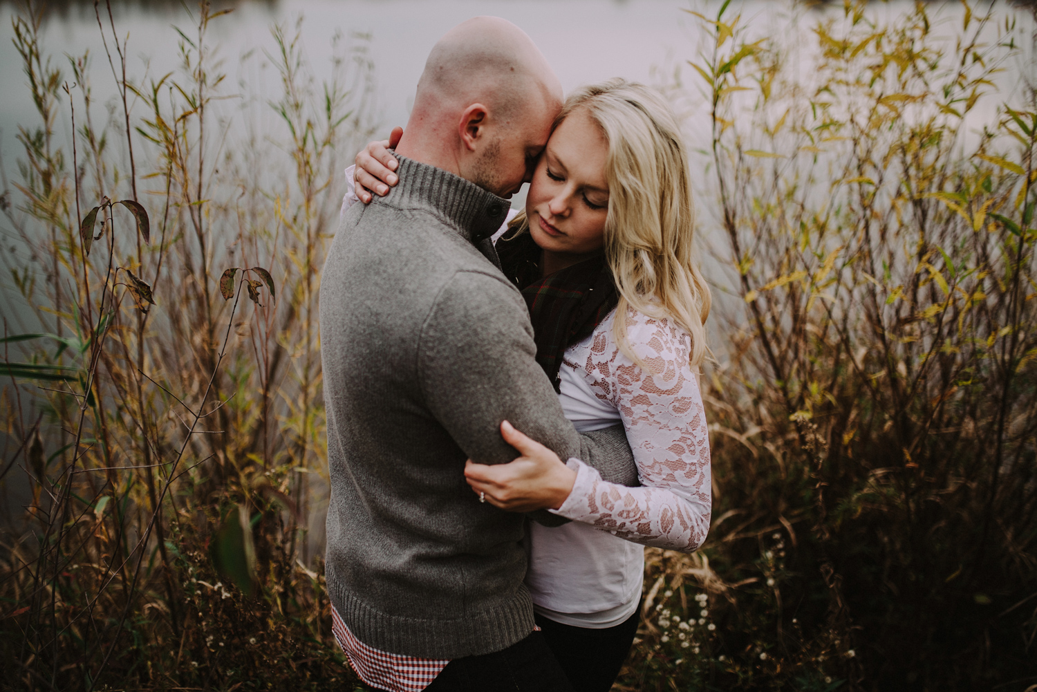 Sunrise Columbus Ohio Engagement Photographers