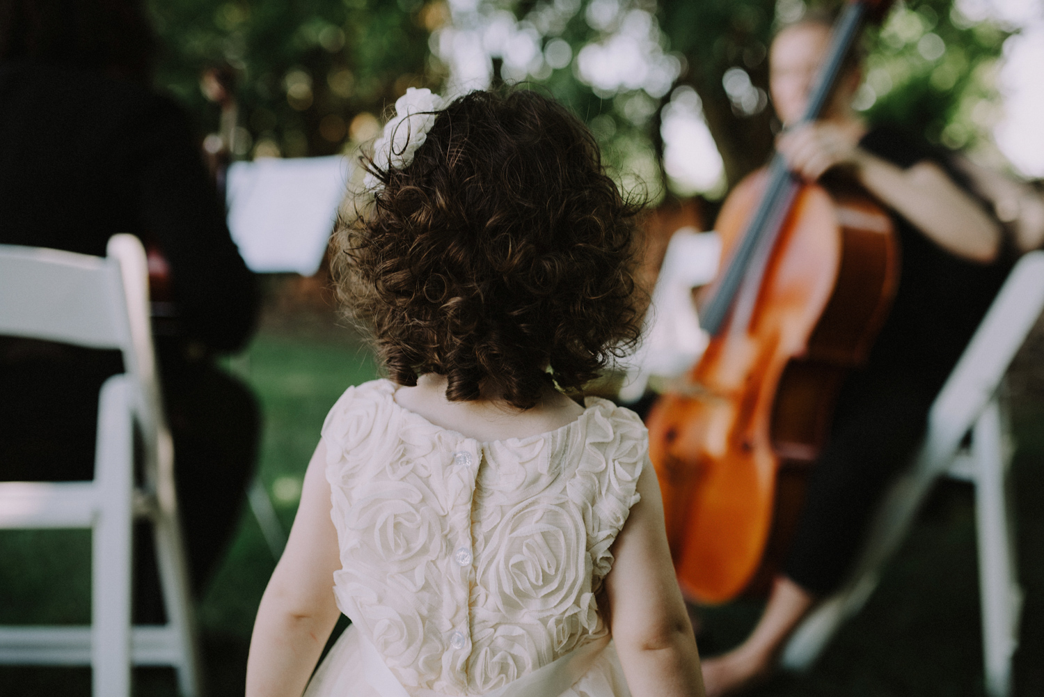 Children at Weddings Photography