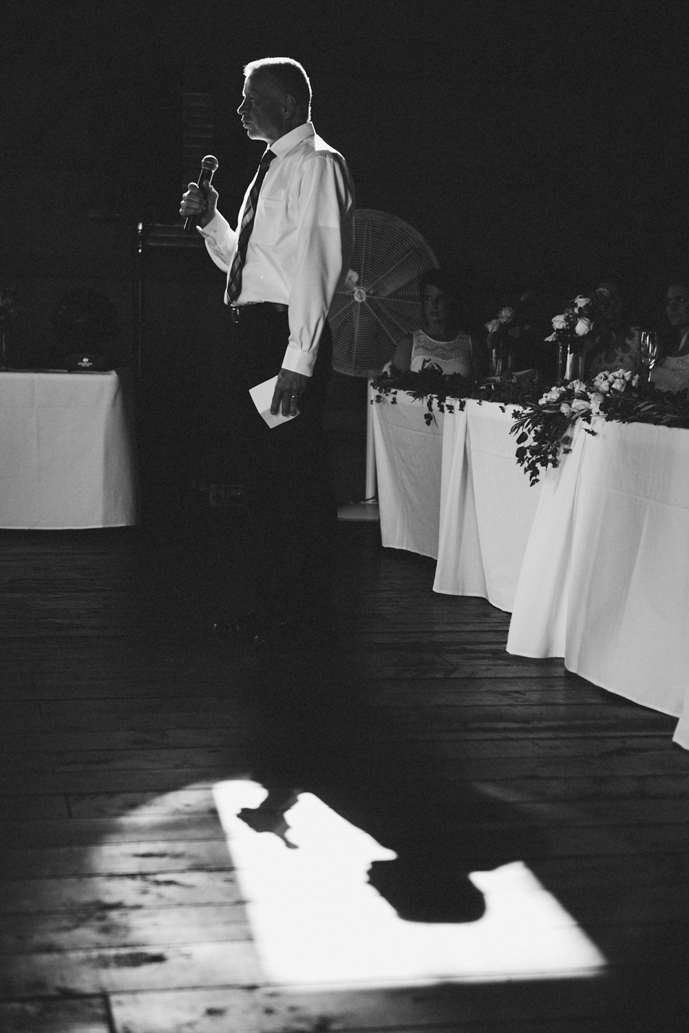 Father Toast Midwest Wedding Photographers