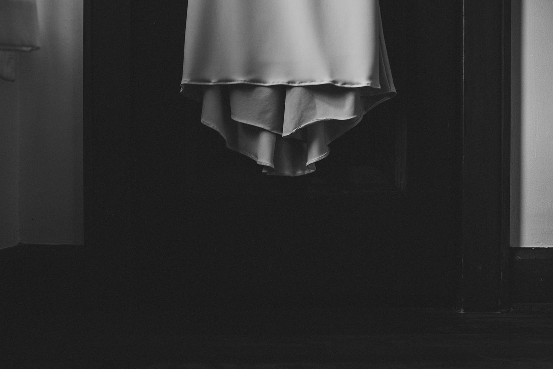 BHLDN Wedding Dress - Columbus Ohio Wedding Photography