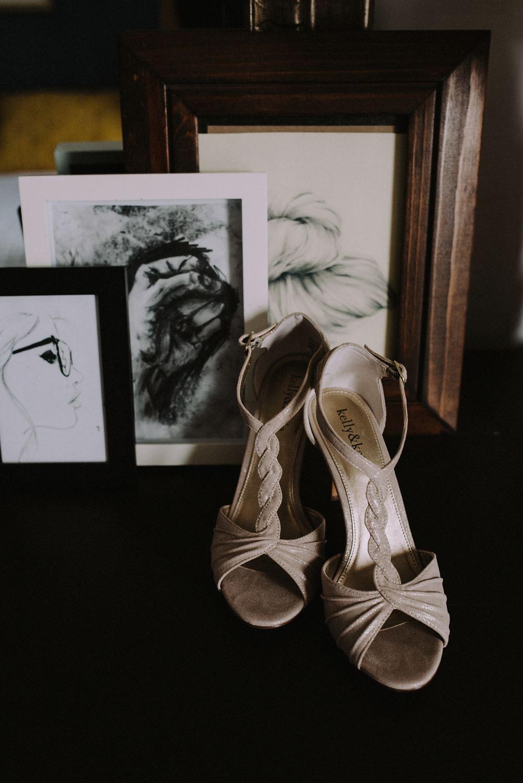 Bridal Details - Columbus Ohio Wedding Photography