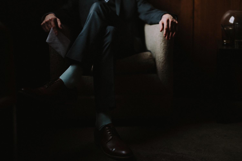 Groom Details - Columbus Ohio Wedding Photography - Strongwater Wedding