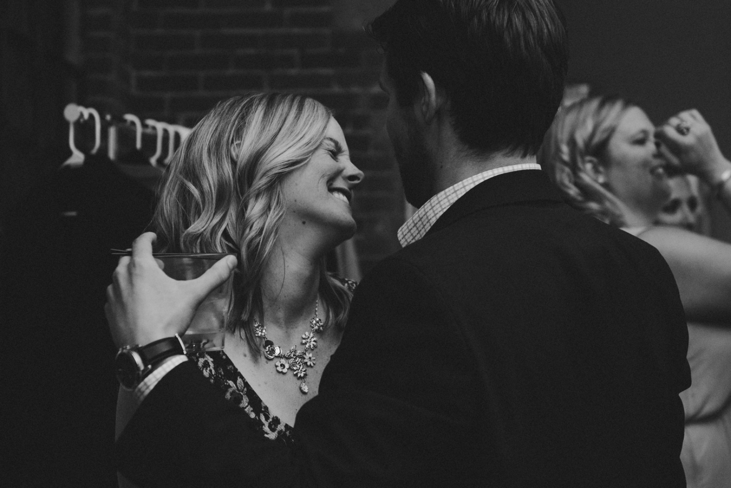 Party Time - Wedding Reception Details - Strongwater Wedding - Columbus Ohio Wedding Photography