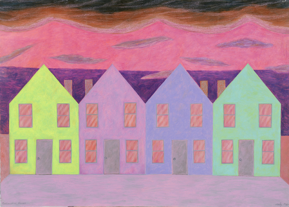 """""""The End of the World: Radioactive Houses"""""""